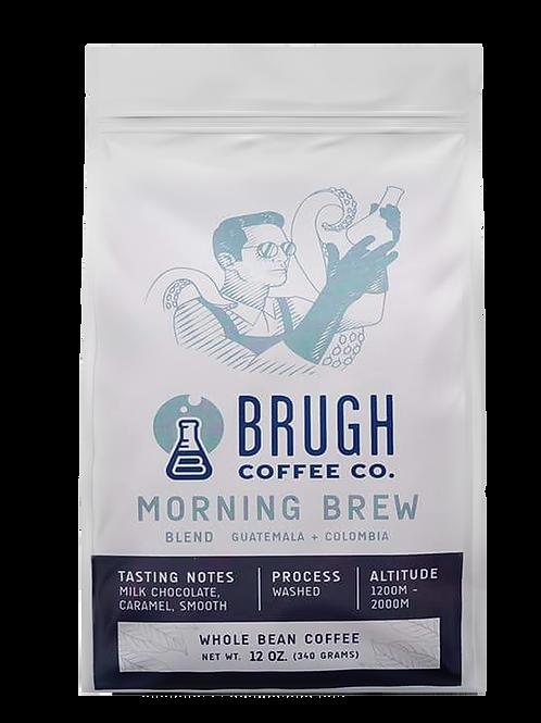 Brugh Morning Brew Coffee, 12 oz.