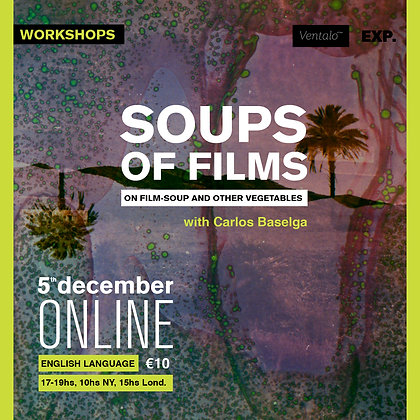 VIRTUAL ENG: Soups of Films
