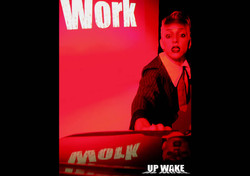 UP WAKE by Natasha Tsakos