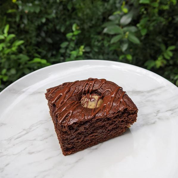 Chocolate Tahini Brownie