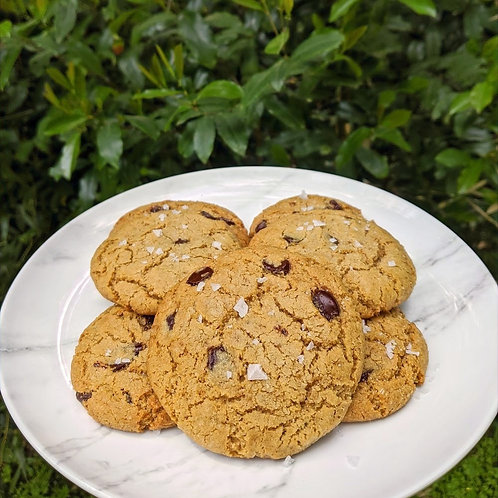 Modern-Classic Chocolate Chip Cookies