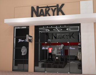 NAKYK – loja / Outlet Premium – PortoBelo /SC