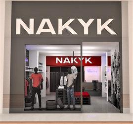 NAKYK – loja / Barra Shopping - Rio de Janeiro /RJ
