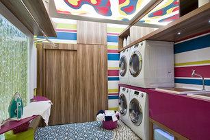 CASA COR PR 2009 – Ambiente Lavanderia do Condomínio