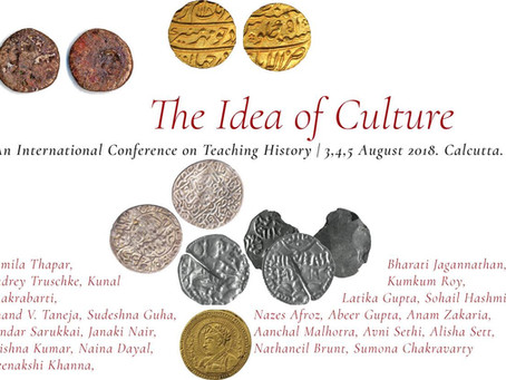 The Idea of Culture, 2018 - A report