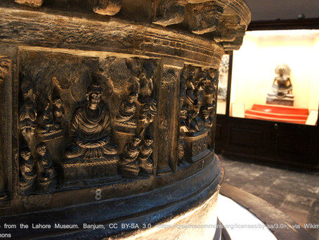 Gandhara: From where Art and Ideas travelled across the World