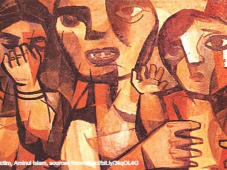 Liberation War in Images: Paintings - A Classroom Resource