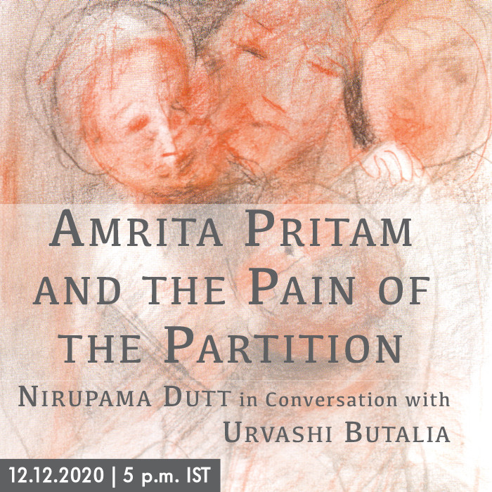 Amrita Pritam and the Pain of the Partition