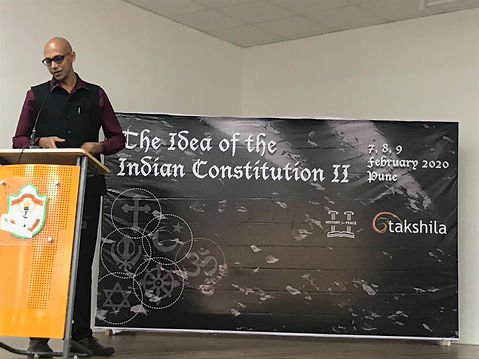The Making of the Indian Constitution: A focus on Process and Methods - Arun Thiruvengadam*