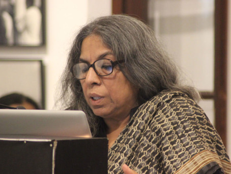 Keynote Address at the International Conference on Teaching History - Urvashi Butalia