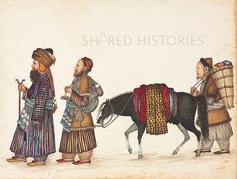 Shared Histories, Chandigarh