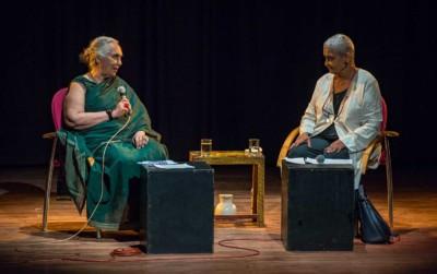 The Idea of India : Romila Thapar and Gayatri Chakravorty Spivak in conversation