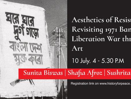 Bangladeshi Classroom Perspectives on the Liberation War: A report of a Q & A