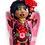 Thumbnail: Frida Valentina Love Angel with Flowered Sacred Heart