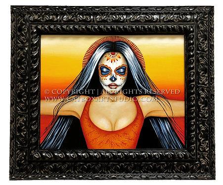 Original Painting: La Espiritu