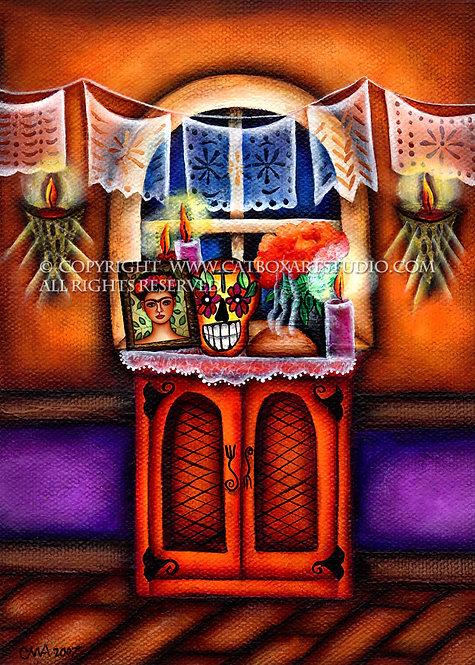 El Altar A Frida