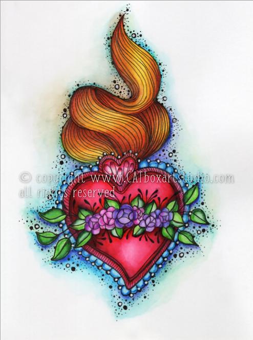 Sacred Heart No.5