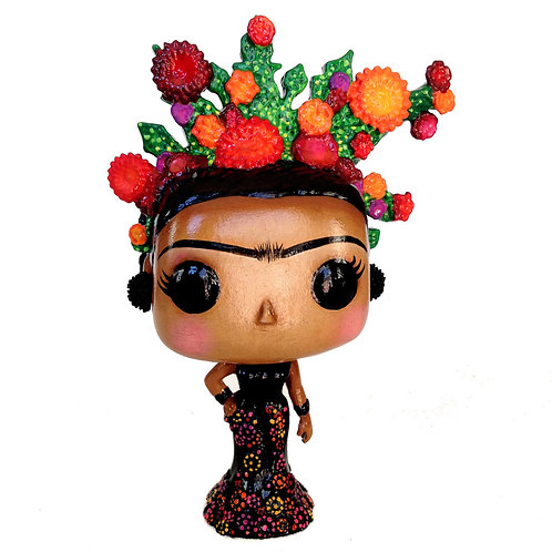 Frida Kahlo No.15 Customized Pop Vinyl