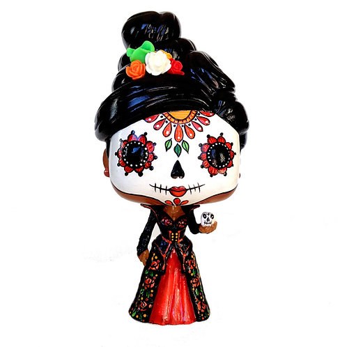 Catrina Day of the Dead No.14 Customized Pop Vinyl