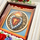 Thumbnail: Sacred Heart with Red Roses Shadow Box