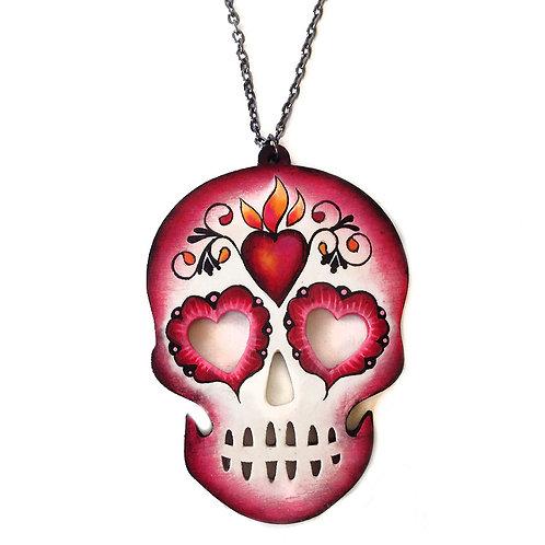 Love Your Soul No.1 Pendant Necklace
