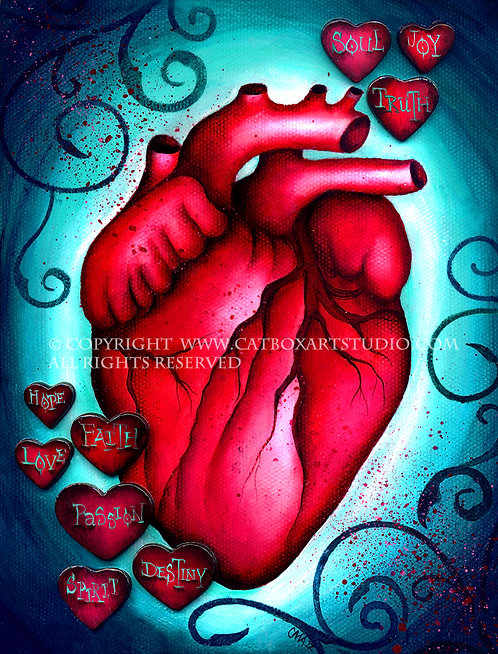 What's In Your Heart