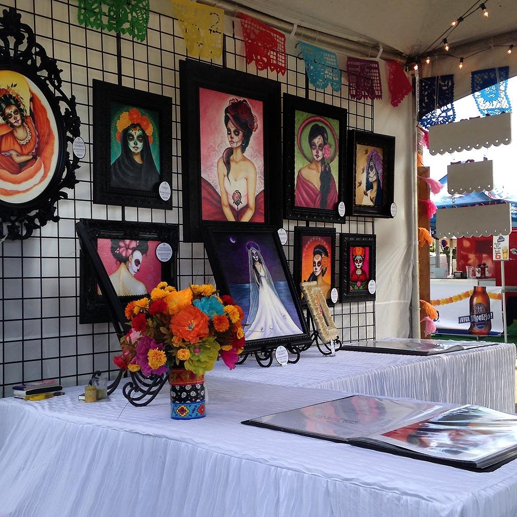 Dia De Los Muertos Festival 2015