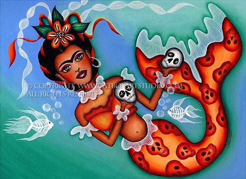 Frida Del Mar