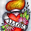 Thumbnail: Original Sacred Heart No.6 Illustration