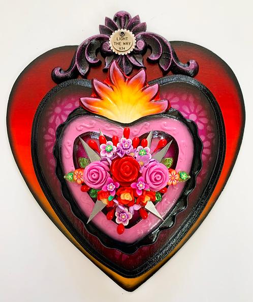 Light The Way Sacred Heart