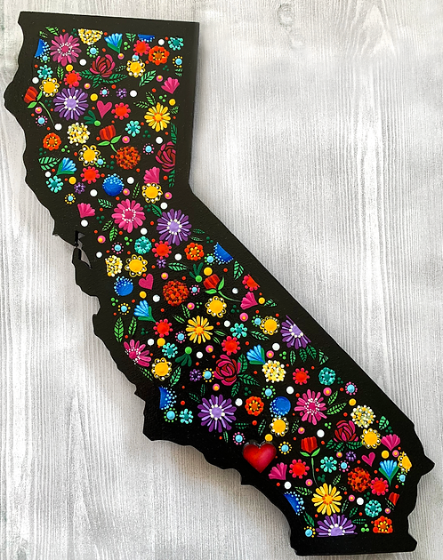 California Love-No.1 Wall Art