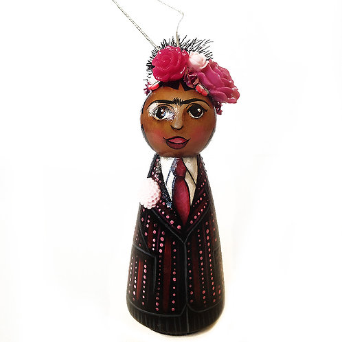 Frida In Suit Ornament