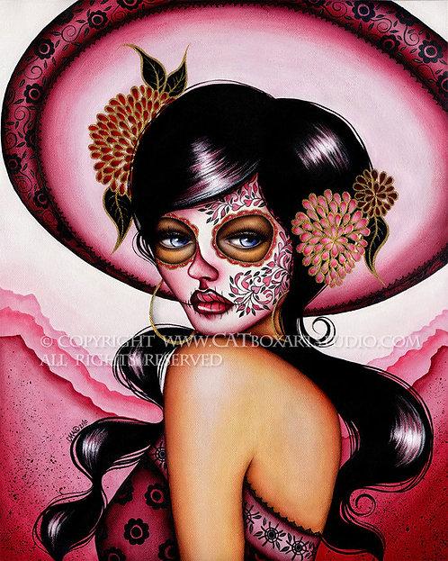The Pink Sombrero