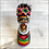 Thumbnail: Frida in Sacred Heart Mask with Heart Ornament