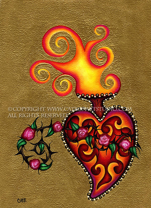 Sacred Heart No.1