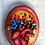 Thumbnail: Blooming Anatomical Heart I Wall Art