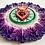 Thumbnail: Purple and Green Sacred Heart
