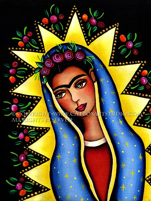 Virgin De Frida