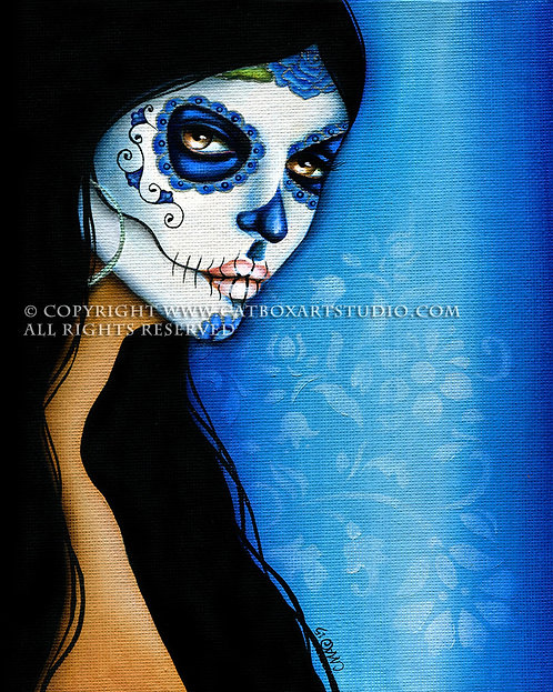 Catrina Blue