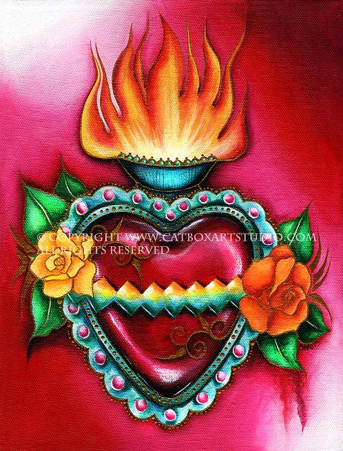 Sacred Heart No.3