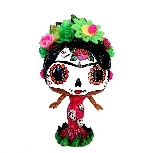 Frida Kahlo No.16 Customized Pop Vinyl
