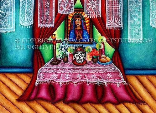 Frida Que Honora