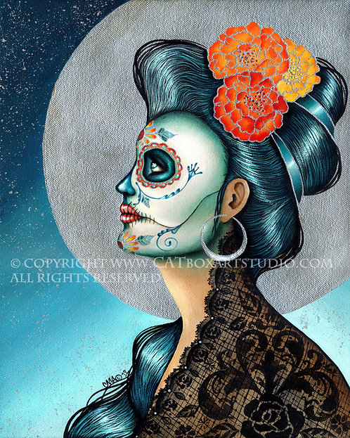 Luna Muerte