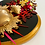 Thumbnail: Gold and Red Spiked Sacred Heart