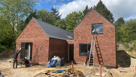 CONSTRUCTION: Private House, Bury St Edmunds