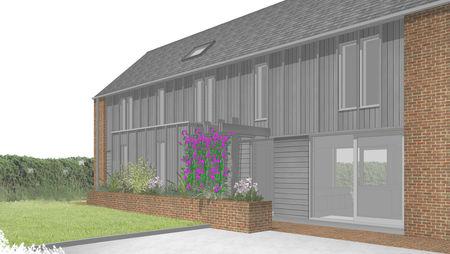 PLANNING: Private House, Hessett