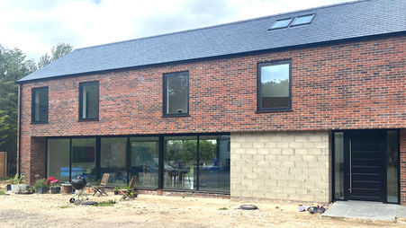 CONSTRUCTION: Private House, Great Barton