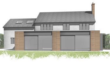 CONSTRUCTION: Extension, Old Buckenham