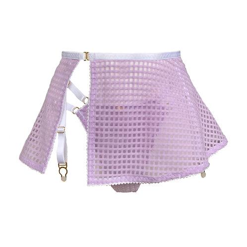 Isla Suspender Skirt