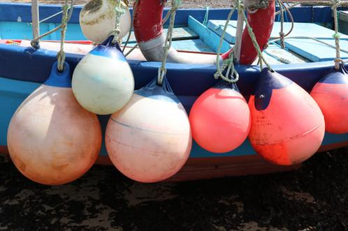 Mousehole Boats